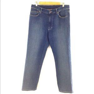 ZEGNA Sport 315 Blue Jeans 36x29 Excellent Condit